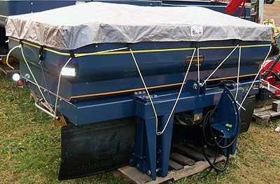Fertilizer Spreader Cover